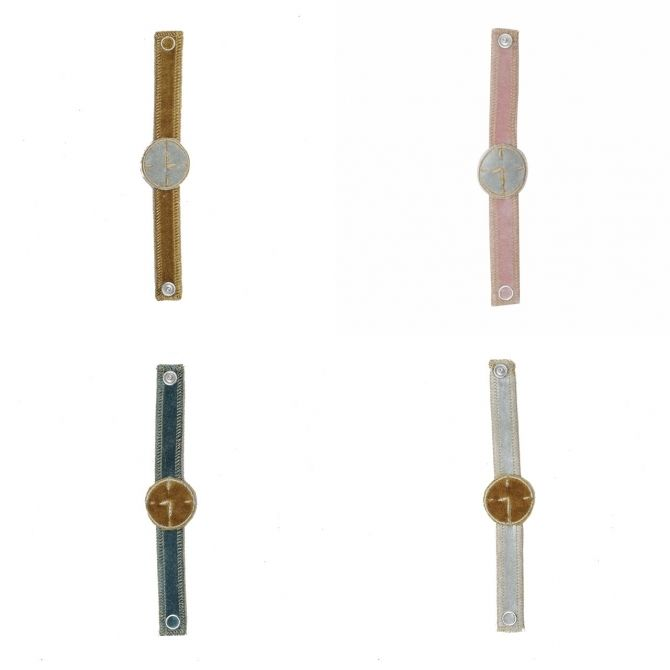 Toy Retro Watch material