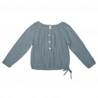 Bluzka Naia szaroniebieska