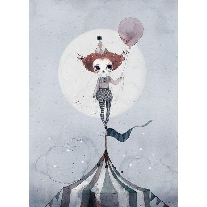 Poster Miss Gertrud