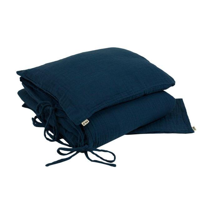 Duvet Cover Set night blue