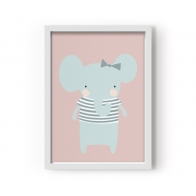 Poster Miss Elephant
