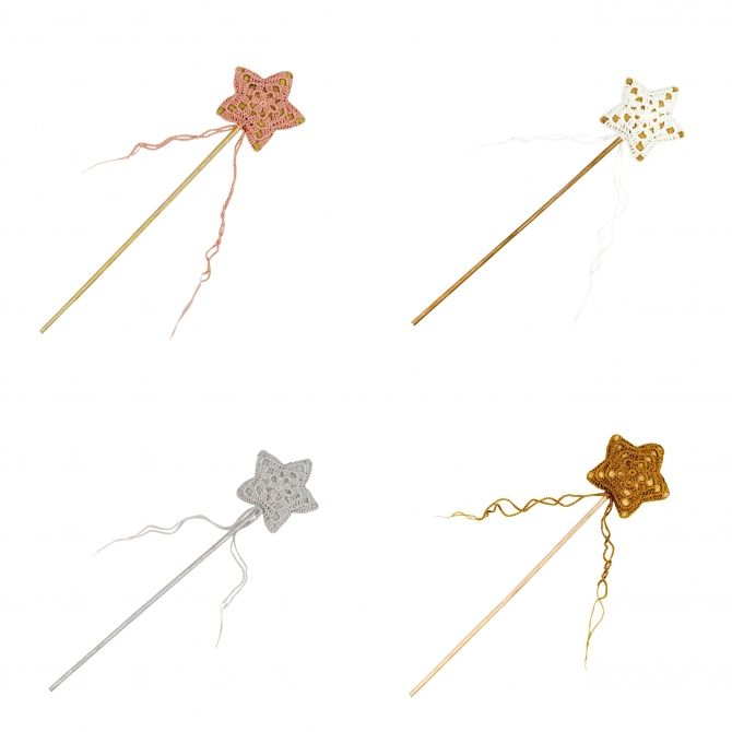Wand Salome Star mix colors - Numero 74