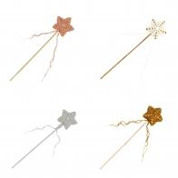 Różdżka Salome Gwiazda mix kolorów