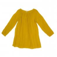 Tunic for mum Nina sunflower yellow