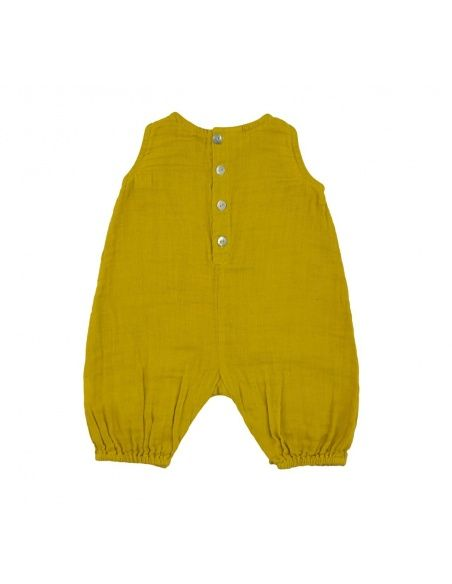 Baby Combi Stef sunflower yellow - Numero 74