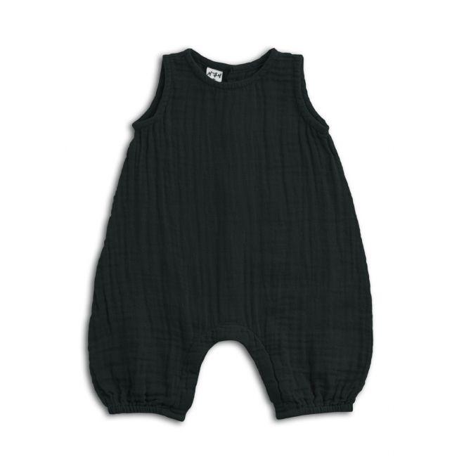 Baby Combi Stef dark grey - Numero 74