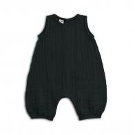 Baby Combi Stef dark grey