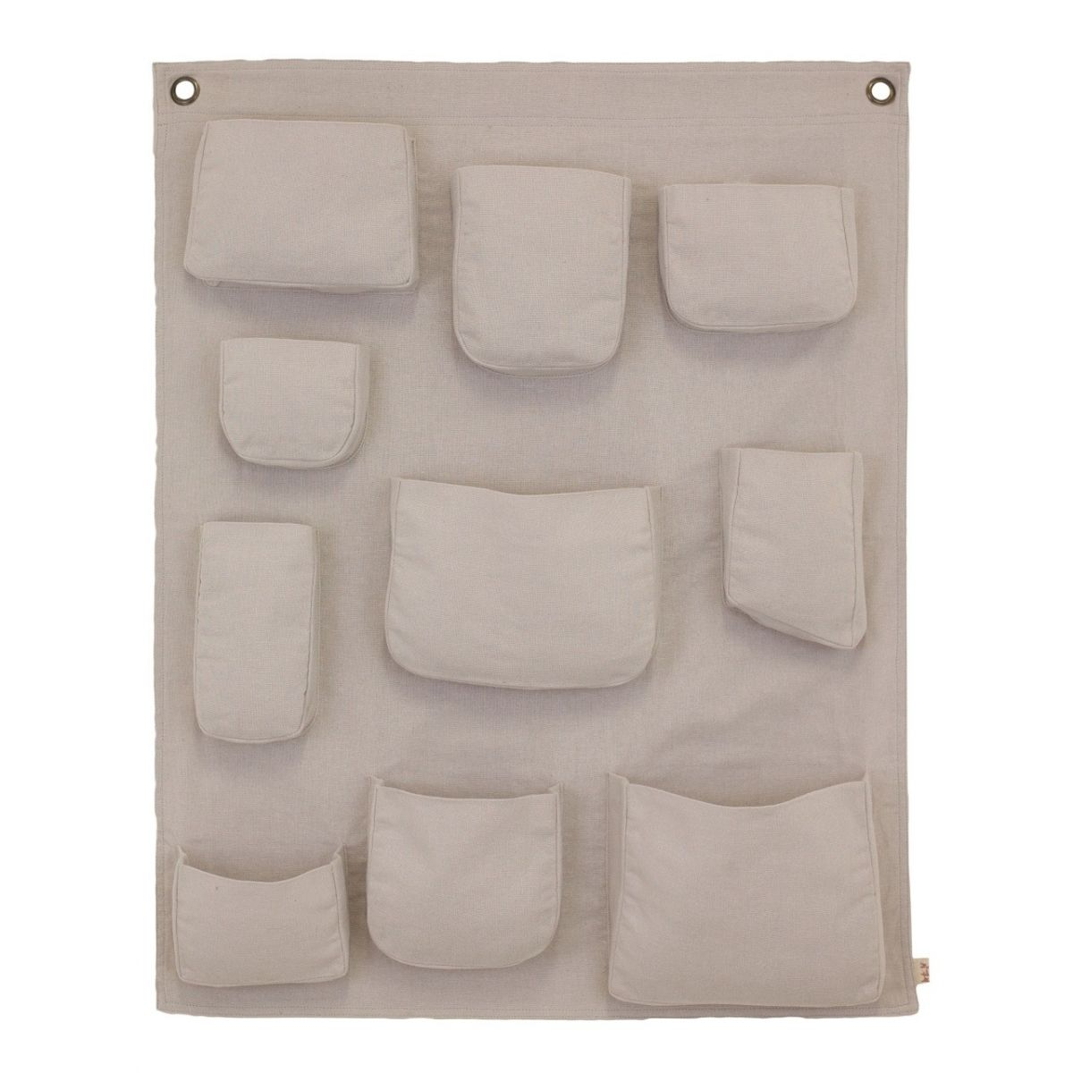 Organizer Wall Pocket pudrowy - Numero 74