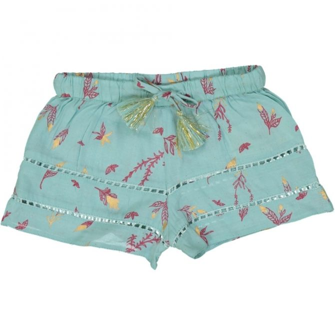 Short Dream Girl mint - Milapinou
