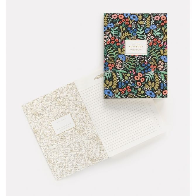 Rifle Paper Co. Notes Tapestry kolorowy