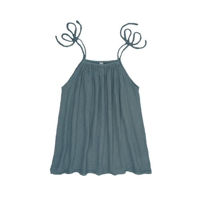 Dress short for mum Mia ice blue - Numero 74