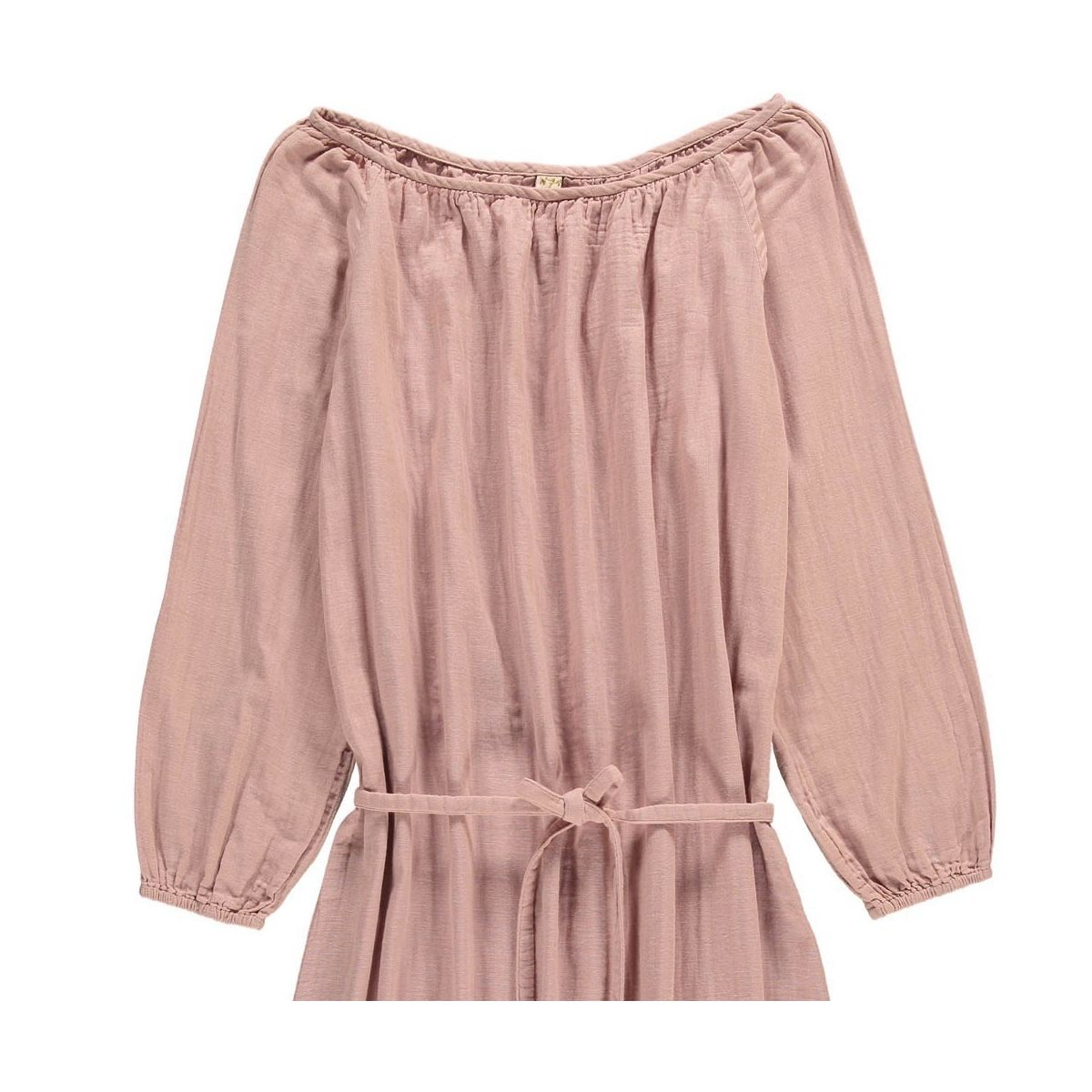 Dress for mum Nina long dusty pink - Numero 74