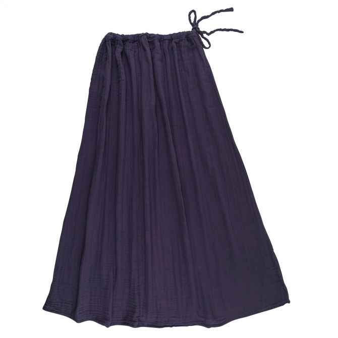 Skirt for mum Ava long sweet aubergine - Numero 74