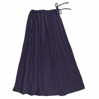 Skirt for mum Ava long sweet aubergine