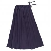 Skirt for mum Ava long sweet aubergine