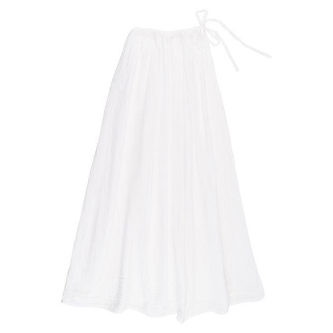 Numero 74 Spódnica dla mamy Ava długa biała