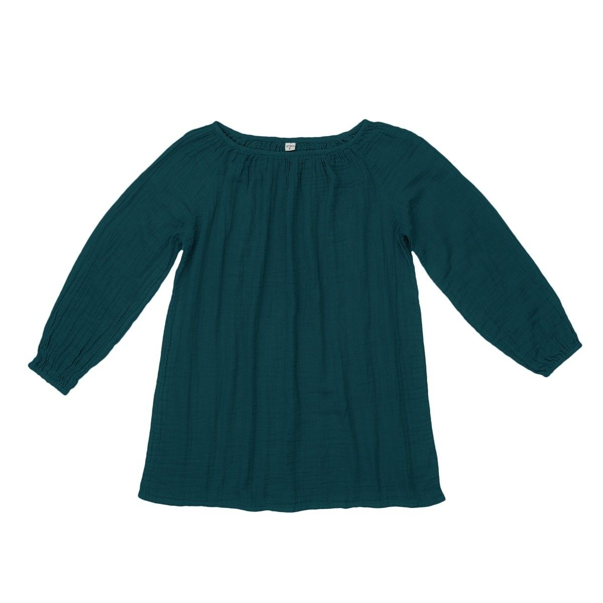 Numero 74 Tunic for mum Nina teal blue