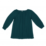 Tunic for mum Nina teal blue