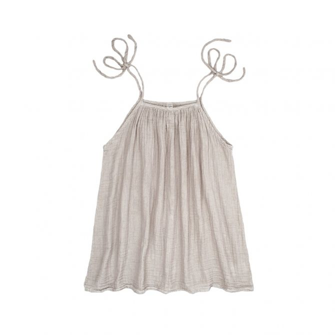 Dress short for mum Mia powder - Numero 74