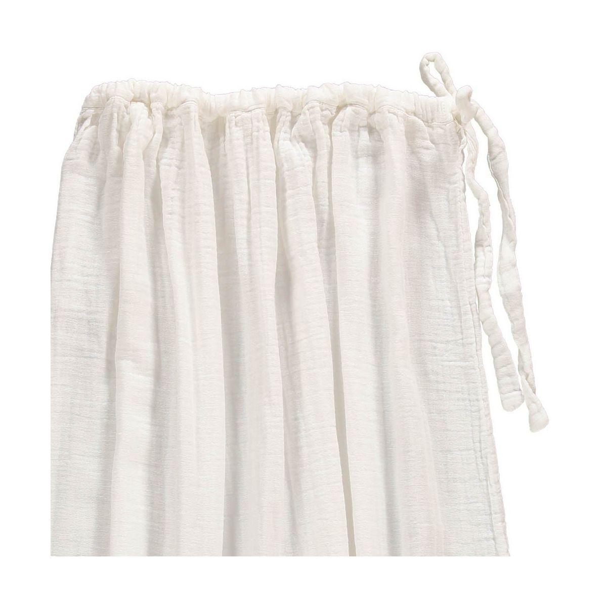 Spódnica dla mamy Ava długa biała - Numero 74