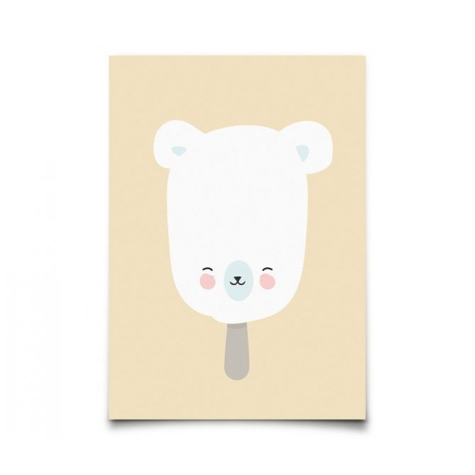 Poster Polar Pop - Eef Lillemor