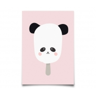 Plakat Panda Pop