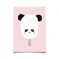 Poster Panda Pop