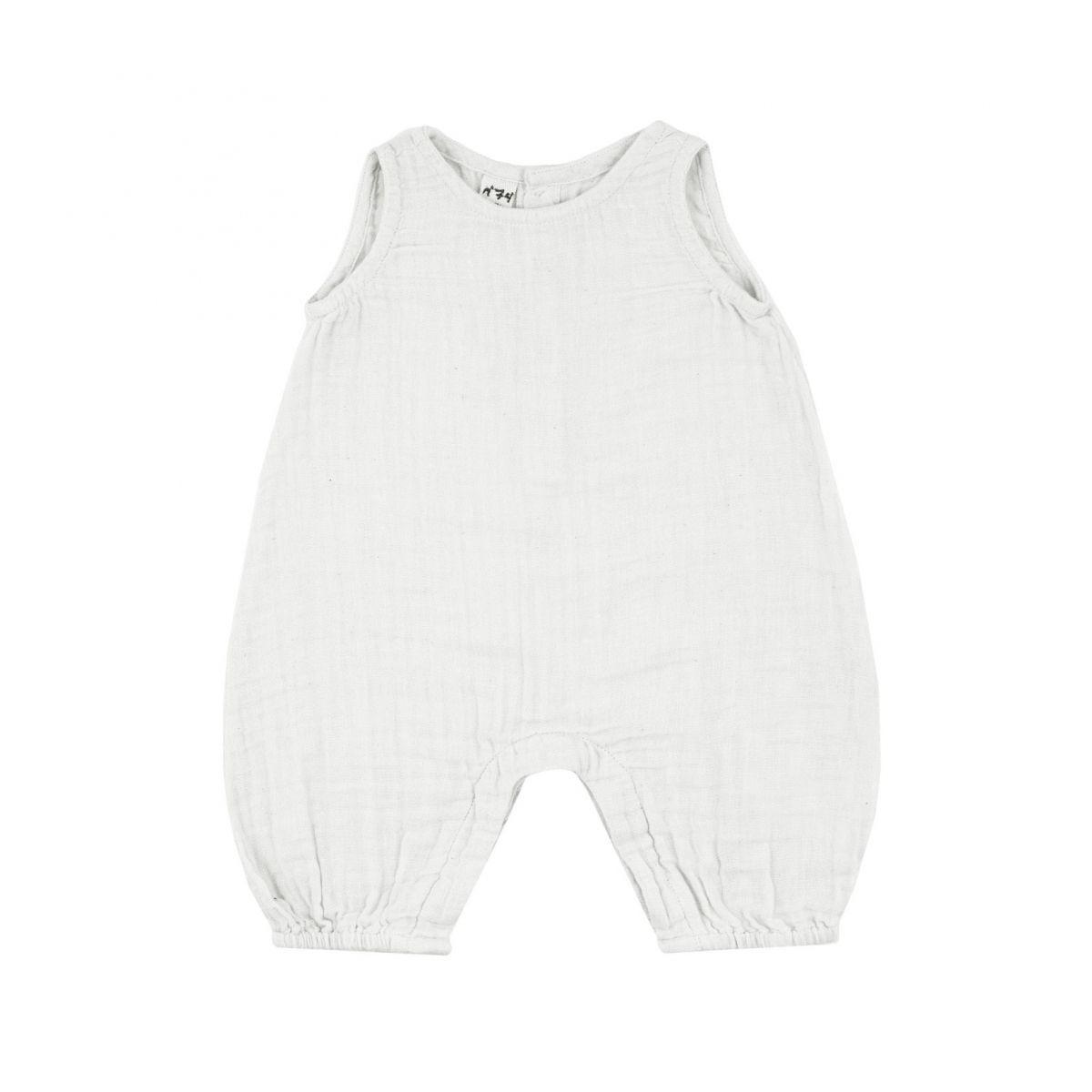Numero 74 Baby Combi Stef white