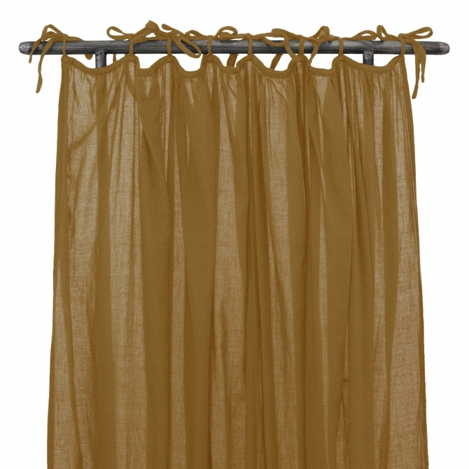 Gathered Curtain gold - Numero 74