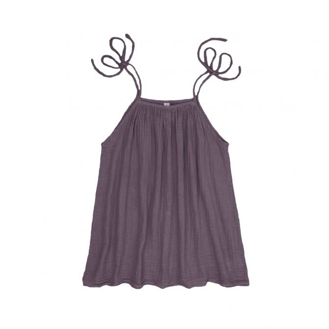 Dress short for mum Mia dusty lilac - Numero 74