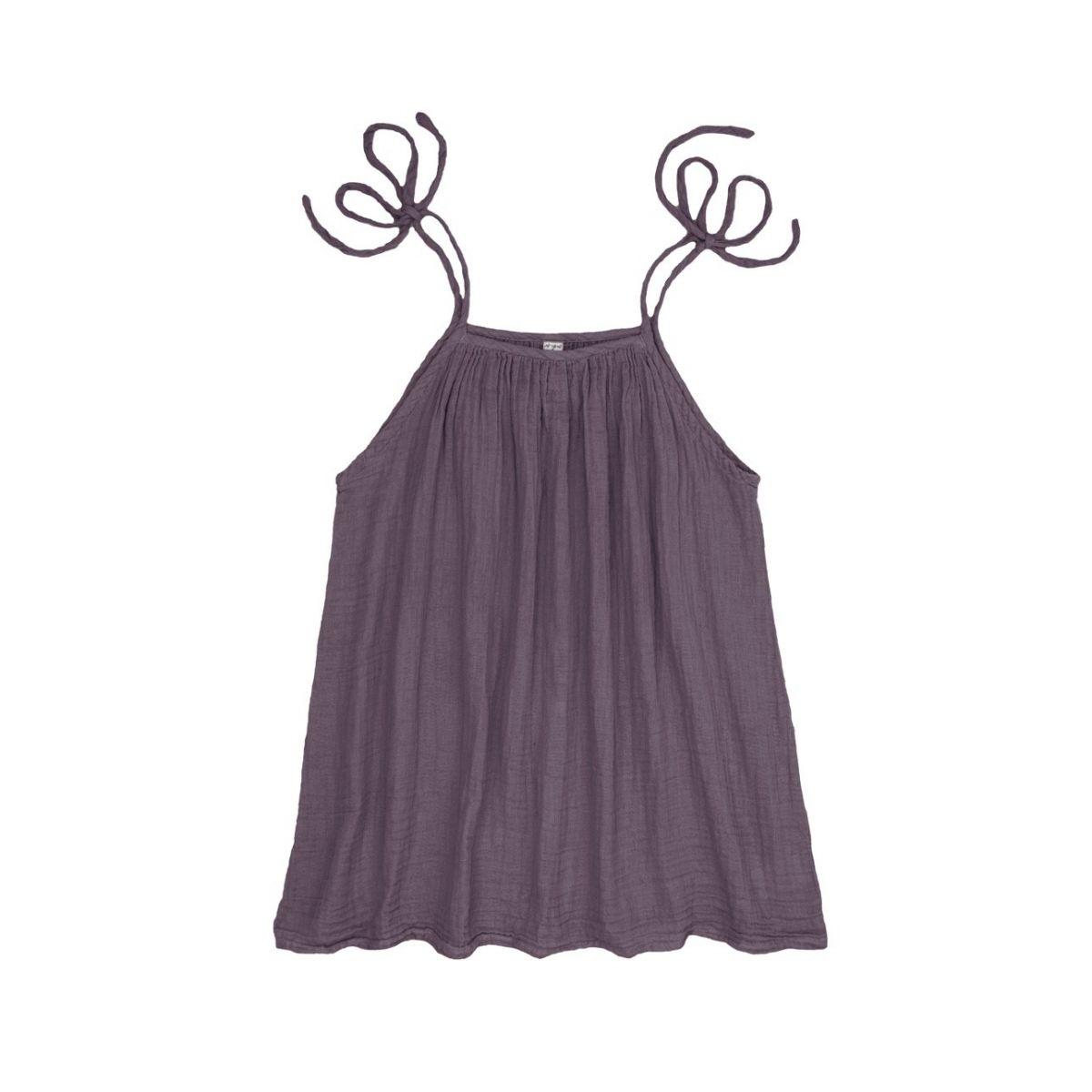 Dress short for mum Mia dusty lilac - Numero 74