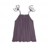 Dress short for mum Mia dusty lilac