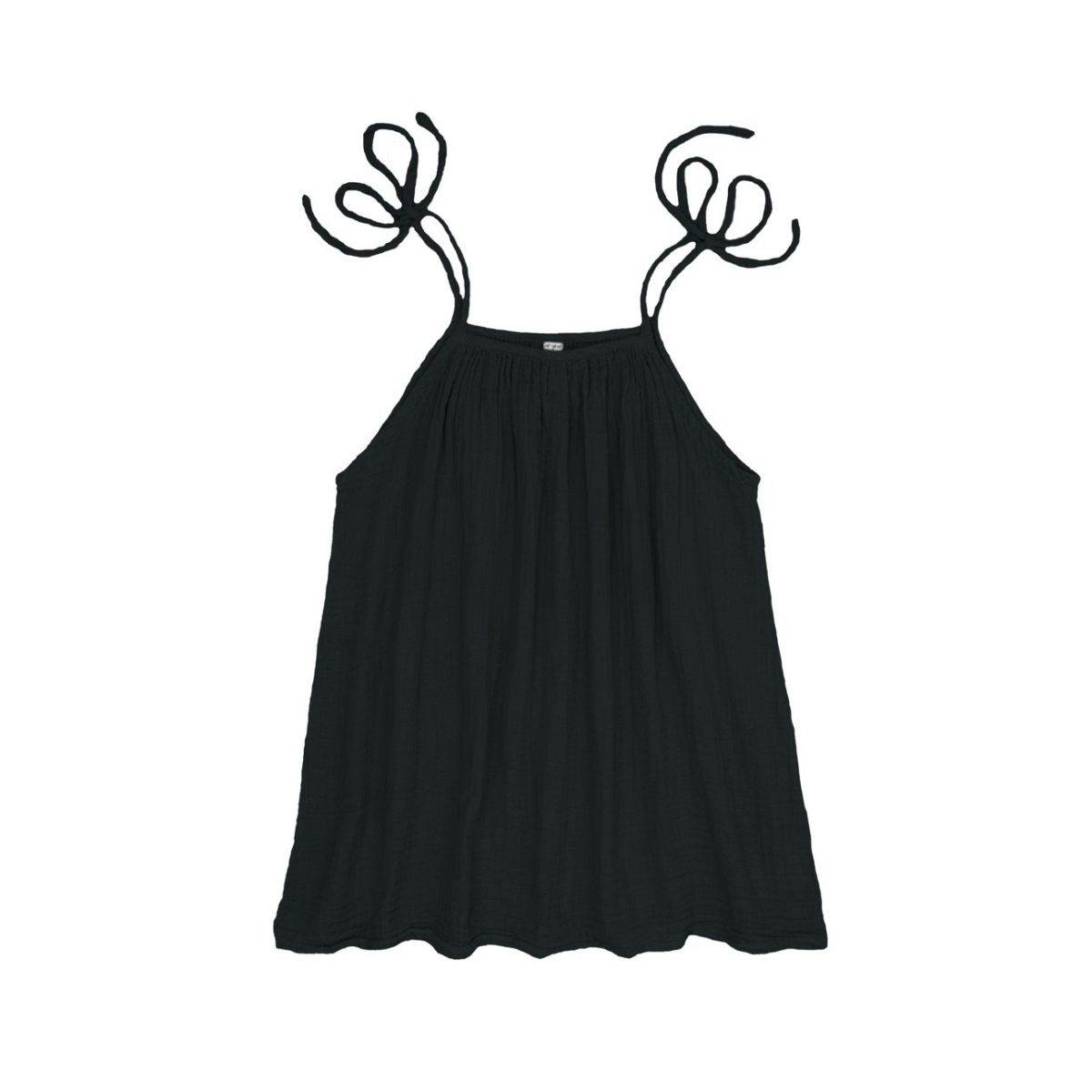 Dress short for mum Mia dark grey - Numero 74
