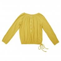 Bluzka dla mam Naia słonecznie żółta