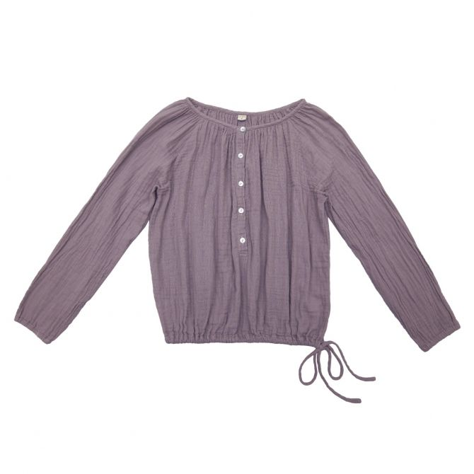 Shirt mum Naia dusty lilac - Numero 74