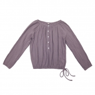 Shirt mum Naia dusty lilac
