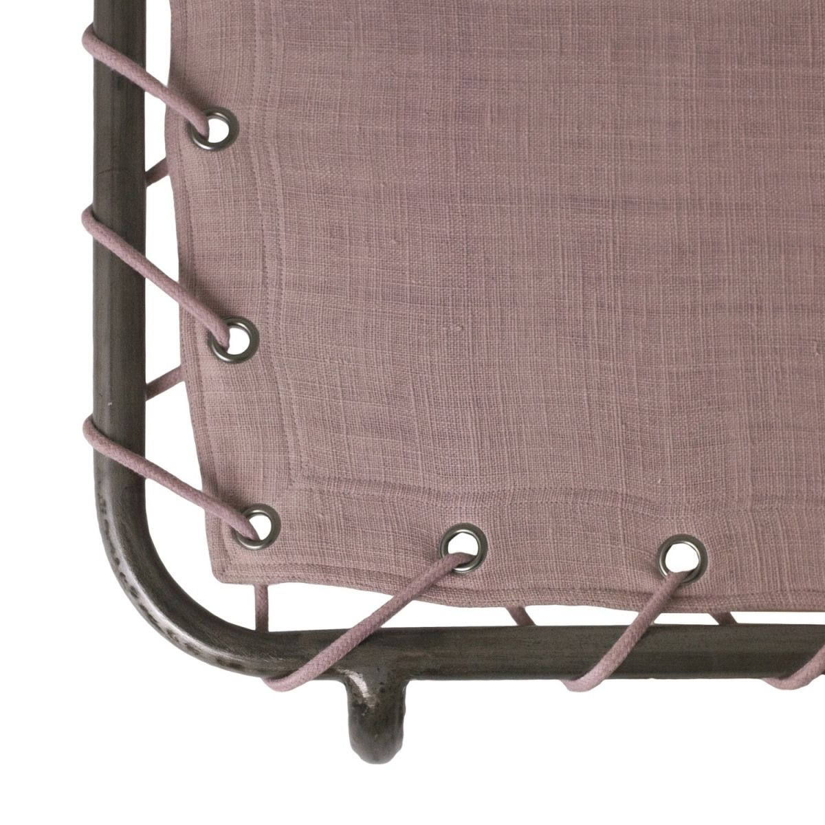 School Metal Bed dusty pink - Numero 74