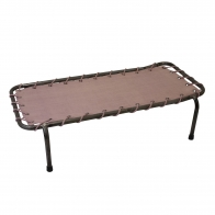 School Metal Bed dusty pink