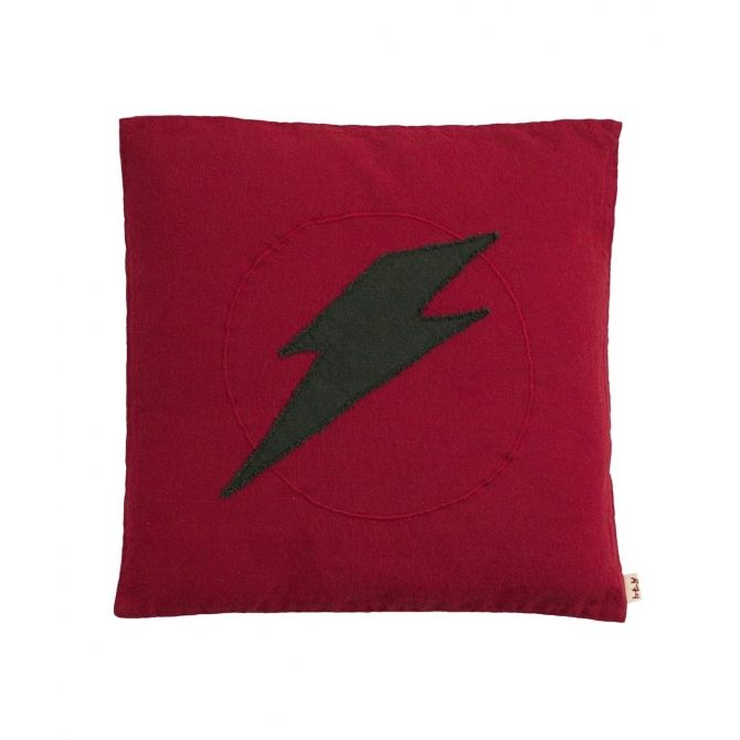 Numero 74 Cushion Super Hero ruby red