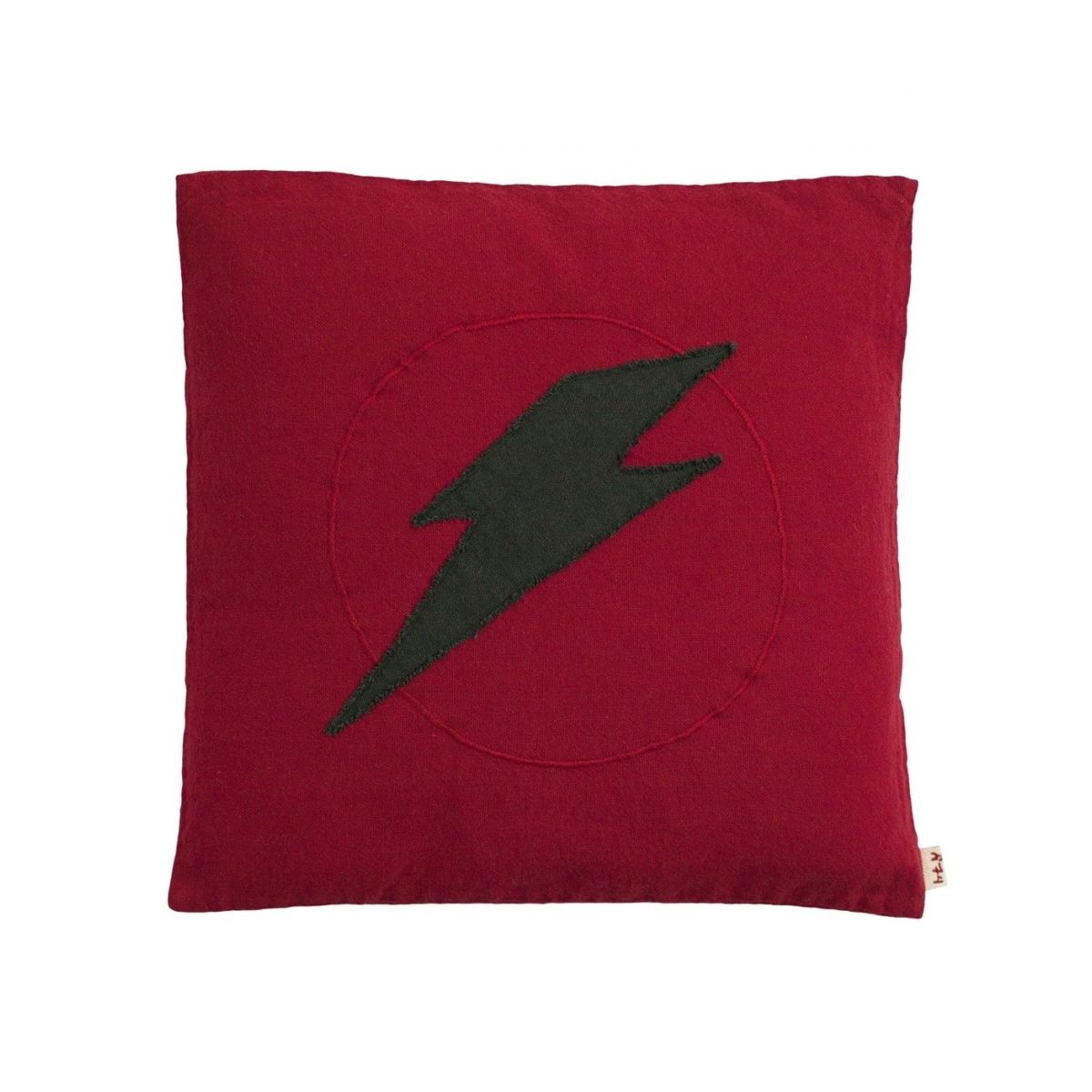 Cushion Super Hero ruby red - Numero 74