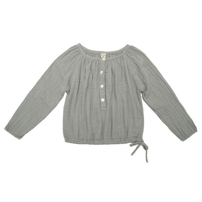 Shirt Naia silver grey - Numero 74