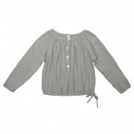 Shirt Naia silver grey