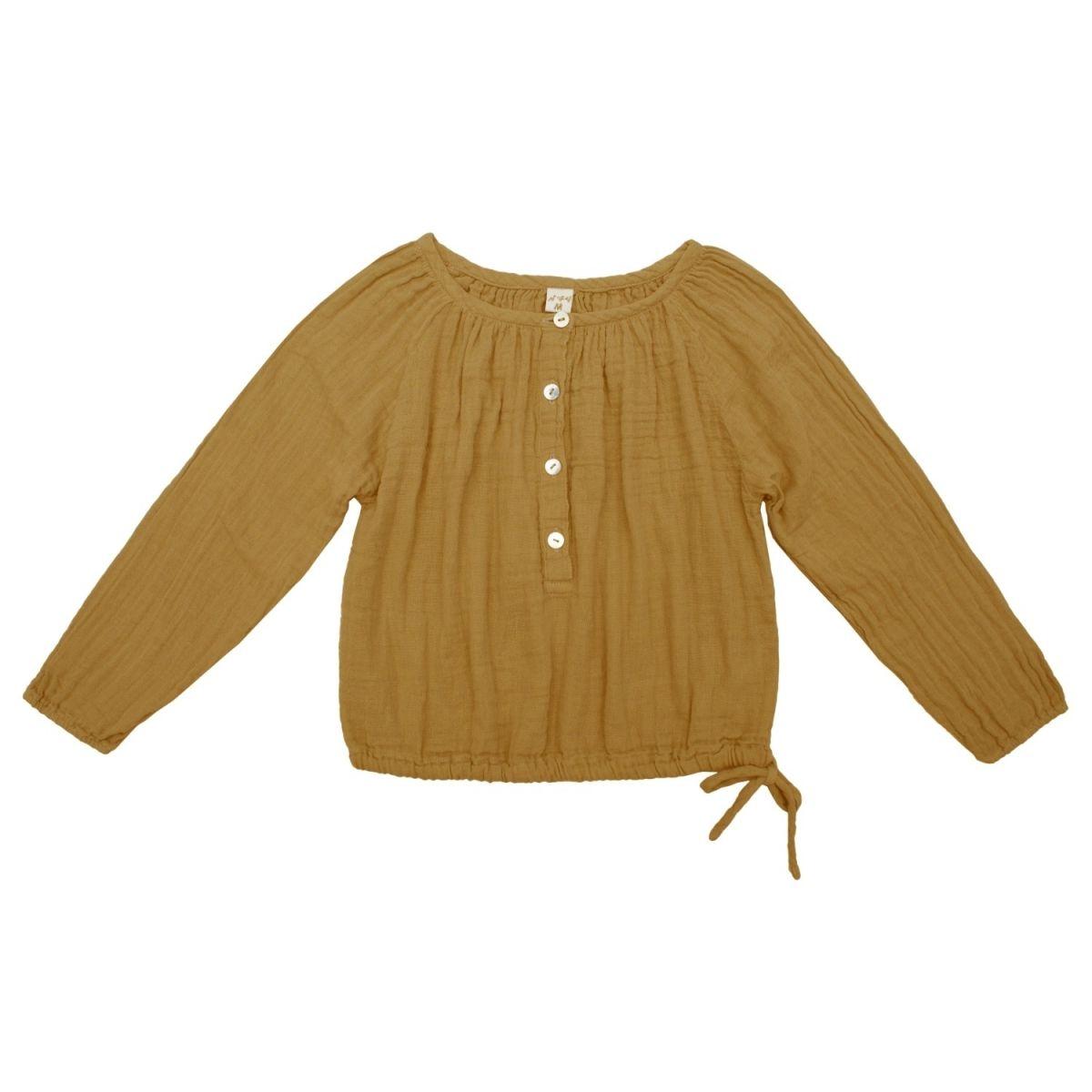 Shirt Naia gold - Numero 74