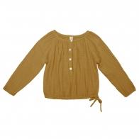 Shirt Naia gold