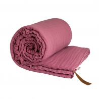 Koc Winter Blanket baobab rose malinowy