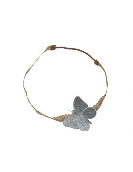 Opaska Butterfly mix kolorów - Numero 74
