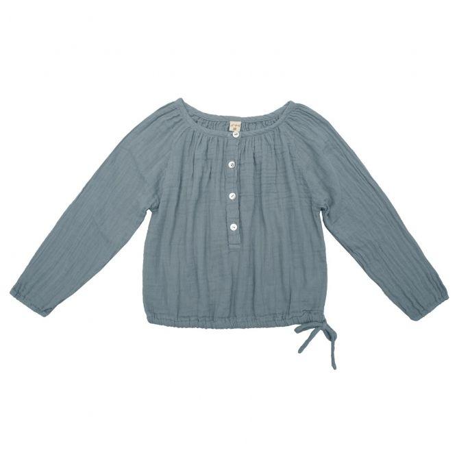 Bluzka Naia szaroniebieska - Numero 74