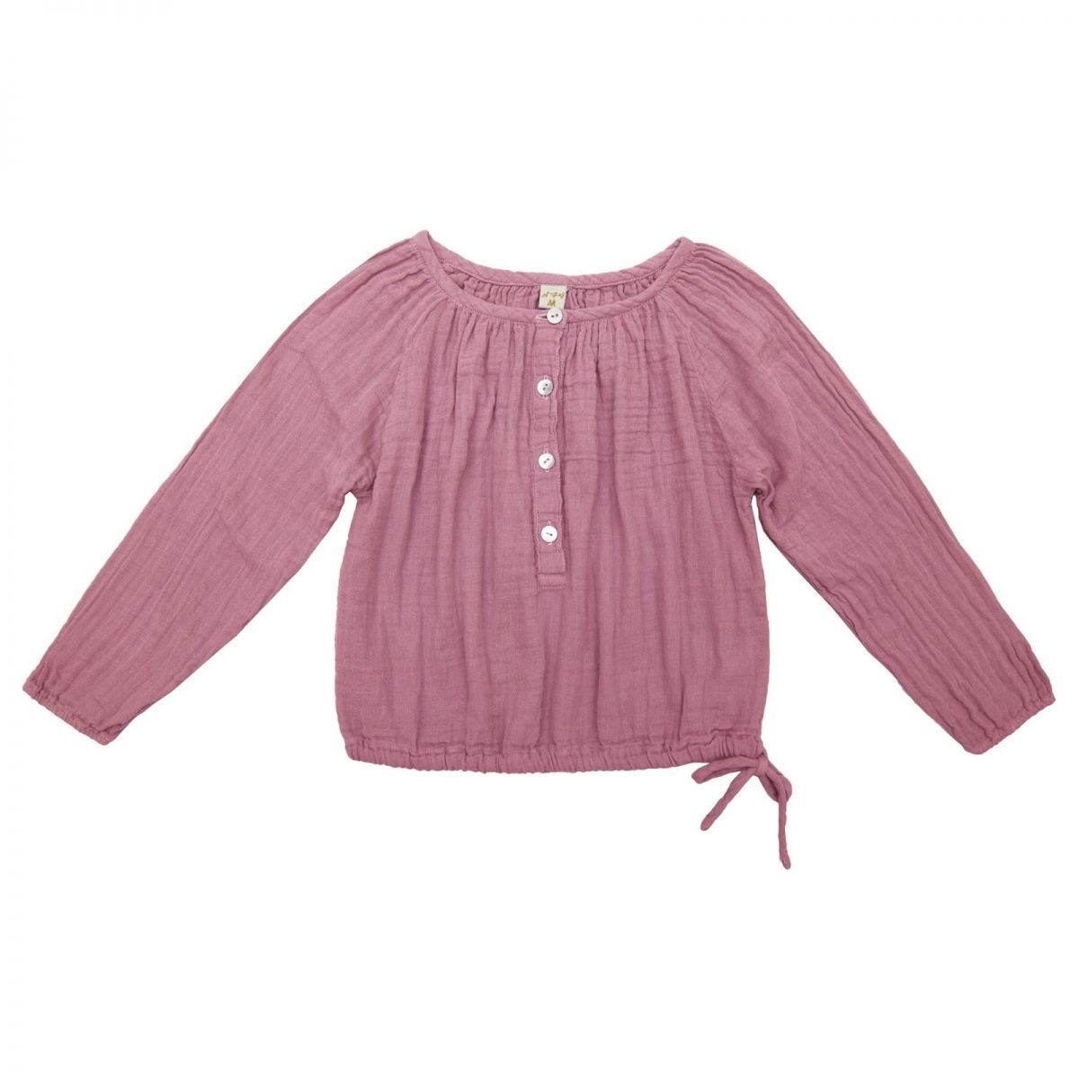 Shirt Naia baobab rose - Numero 74