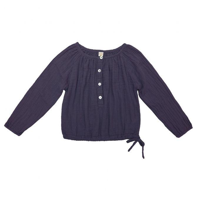 Shirt Naia sweet aubergine - Numero 74