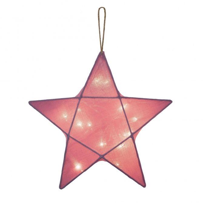Numero 74 Lampa Gwiazda malinowa
